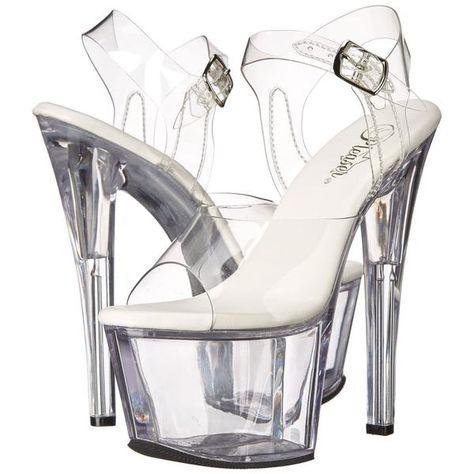 Exotic Dancer Shoes,Pole Dancing Shoes,Stripper Heels & Sexy Stilettos