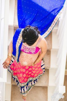 Gorgeous Indian-Inspired Maternity Shoot Celebrates the Beauty of Diversity - My Modern Met