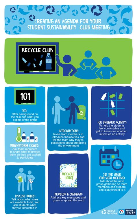 Do you want to start an environmental club, or