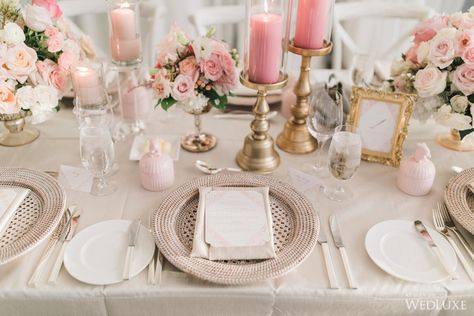 A Charming Blush Valentines Day Elopement