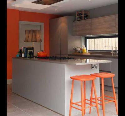 Modular Modern Gray Kitchen Cabinets Designs Ideas Wall