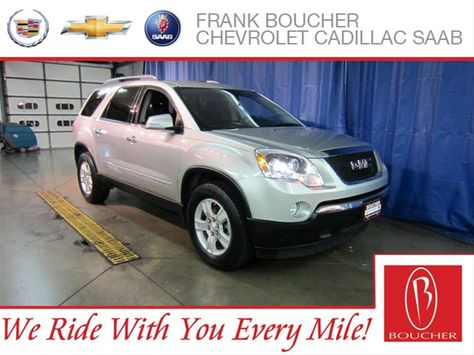 My Favorite 3rd Row SUV   GMC Acadia   Frank Boucher Chevrolet In Racine |  VeDicles | Pinterest