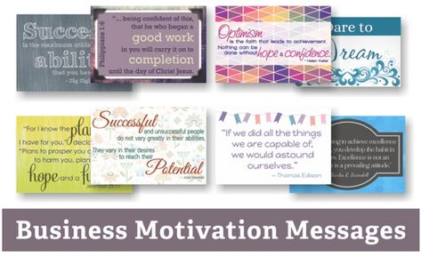 Free Printable Inspiration Cards For Entrepreneurs Small Business Owners