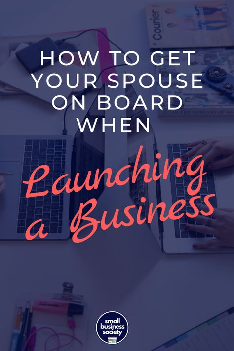 How to get your spouse on board when you want to launch a business. Starting up a business needs planning, strategy, patience and sometimes a spouse or life parter support. Tips and ideas on how to talk about budget, revenue, income, time management, startup, investment and all the topics that involve and affect your personal and family life when you are launching. Easy ways to present your entrepreneurship ideas. The last tip is a must for the mompreneur, solopreneur #startingupabusiness