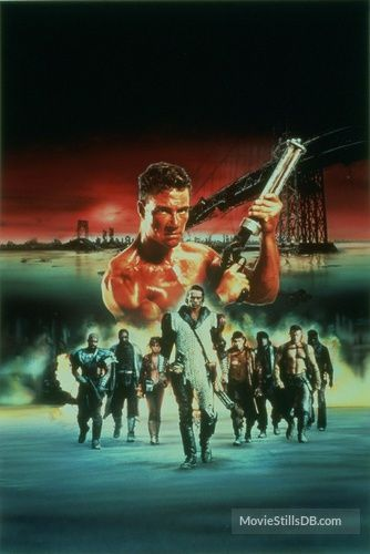 Cyborg Promotional Art With Jean Claude Van Damme Ralf Moeller Vincent Klyn Amp Haley Peterson Jean Claude Van Damme Movies Van Damme
