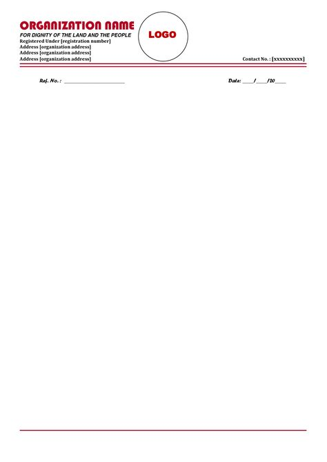Letterhead Templates Download At HttpWwwTemplateinnCom