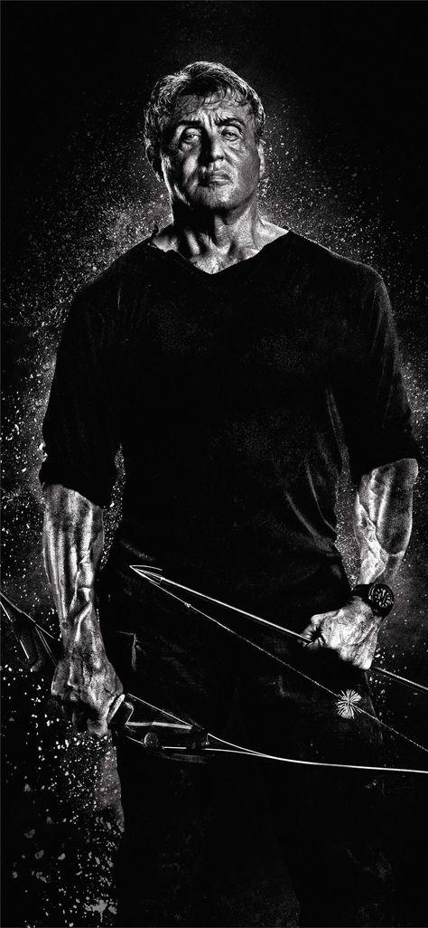 rambo v the last blood movie 4k 2019 Wallpaper