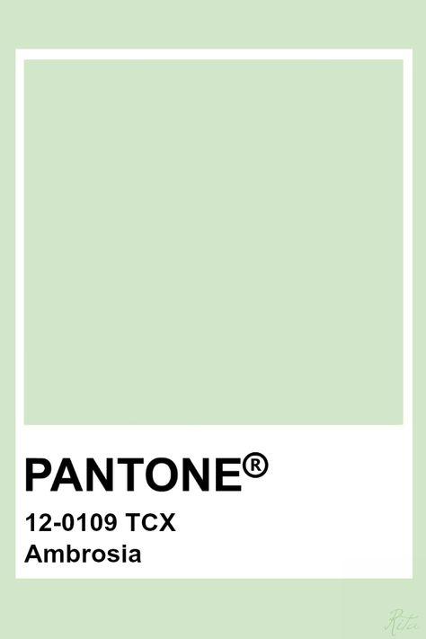 Pantone Ambrosia