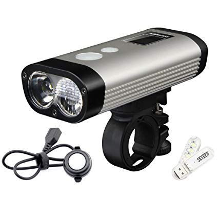 Skyben Ravemen Pr900 Usb Rechargeable Bike Light Max 900 Lumens 3