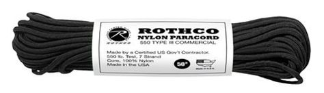 Rothco Type III Commercial Paracord (Black, 550-Pound/100-Feet) by Rothco, http://www.amazon.com/dp/B000S5ODNC/ref=cm_sw_r_pi_dp_h.pSrb15RCJPM