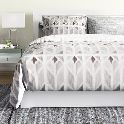 Oshaughnessy Reversible Duvet Cover Set Size Twin Duvet 1 Sham Duvet Cover Sets White Duvet Duvet Bedding Sets