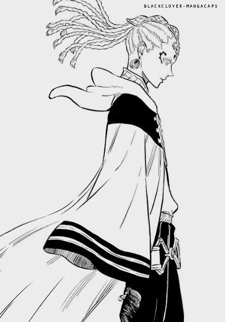 27 Patri Patolli Ideas Clover Black Clover Anime Black Clover Manga