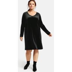 Samtkleid Schwarz Gerry Weber In 2020 Kleid Winter Kleider Fur Frauen Und Schwarzes Samtkleid