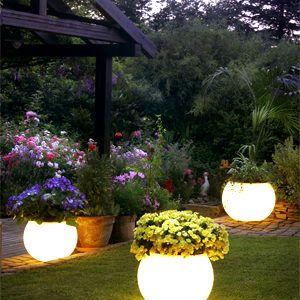 Luminous Garden Lantern Ideas Garden Lighting Design Solar Lights Garden Solar Landscape Lighting