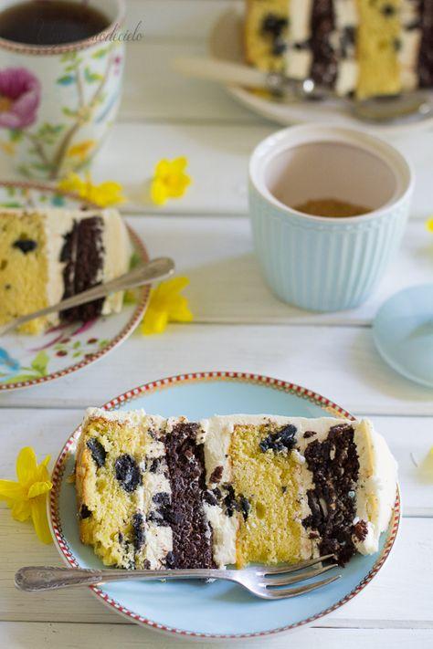un pedacito de cielo: Tarta de Oreos y chocolate