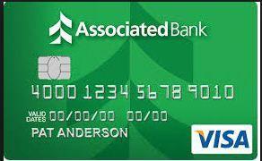 Associated Bank Secured Visa Credit Card Login Online Apply Now