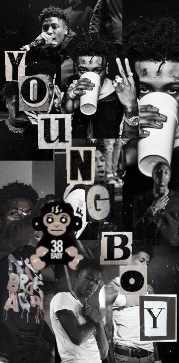 Nba Youngboy Collage Cute Boy Wallpaper Cute Tumblr Wallpaper Badass Wallpaper Iphone