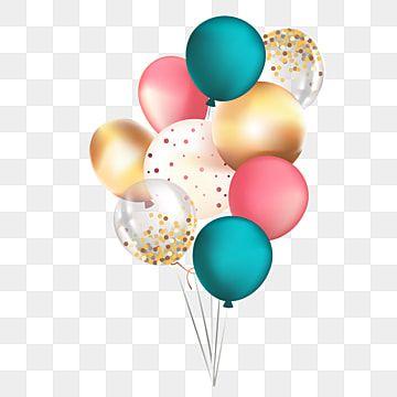 Conjunto De Baloes Metalicos Brilhantes Realistas Clipart De Balao 3d Ar Imagem Png E Vetor Para Download Gratuito Metallic Balloons Stationery Pens Stationery Set
