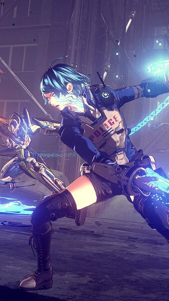 Astral Chain Akira Howard 4k Hd Mobile Smartphone And Pc