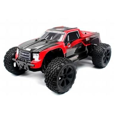 REDCAT RACING BLACKOUT XTE 1//10 SCALE ELECTRIC REMOTE CONTROL RC TRUCK 4X4 RED