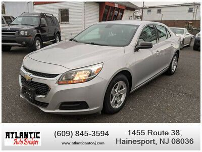 Ebay Advertisement 2016 Chevrolet Malibu Ls Sedan 4d 2016