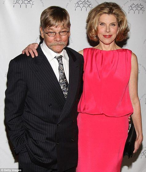 Christine Baranski's soap opera actor husband Matthew ...