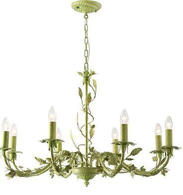 Günstige Nordeuropa Landschaft Garten Lampe Kronleuchter Licht Blume
