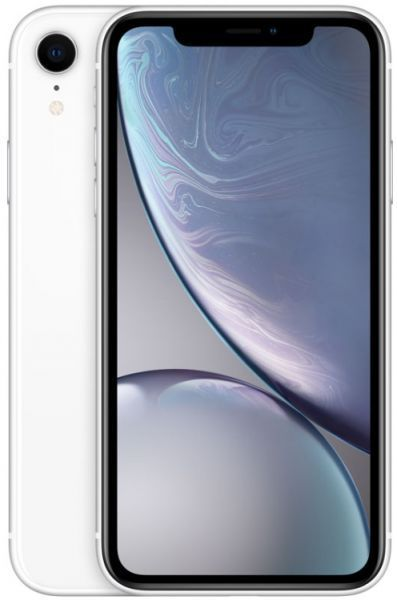 Apple Iphone Xr Dual Sim With Face Time 128gb 4g Lte White Apple Iphone Iphone Apple Mobile