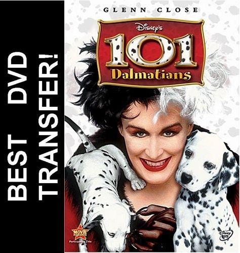 101 Dalmatians Dvd 1996 Glenn Close 9 99 Buy Now Raredvds Biz 101 Dalmatians Dvd Dvd 101 Dalmatians