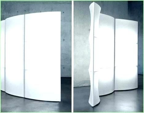 free standing curtain room divider