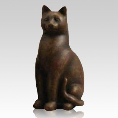 The Tabby Elite Cat Cremation Urn Is Crafted From Finest Resin And A Wonderful Final Resting Place For Your Loved Cat The Bottom Is Lined