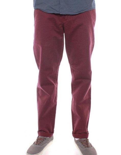 Carhartt Prime Pant Wine £ 64.95 | Carhartt Clothing