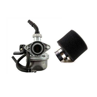 19mm Carburetor Pz19 Carb Air Filter Chinese 50 70 90 110 Cc Atv Quad 4 Wheeler Ebay Atv Quads 4 Wheeler Motorcycle Parts And Accessories
