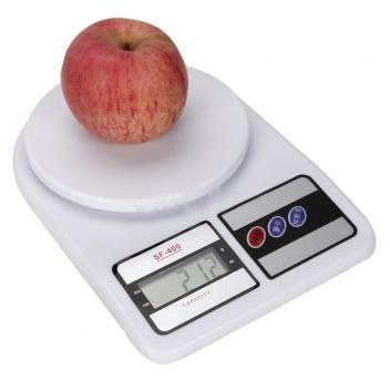 Balanca 10kg Digital Para Cozinha Eletronica Sf400 Alta Precisao