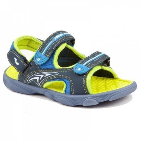 Sandalia Joma 2 Velcros Sport Niño Marino Zapatos Para Niñas Sandalias Para Niñas Zapatos