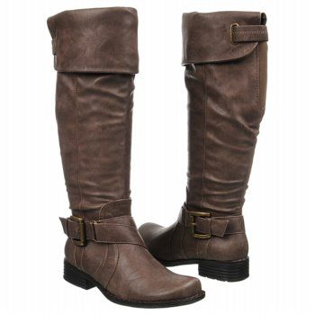 6d9af86b51f1 Another option for wide athletic calves that you can try on at Famous  Footwear. Bare Traps Women s Kyette Boot