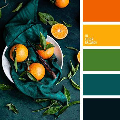 Цветовая палитра №4088