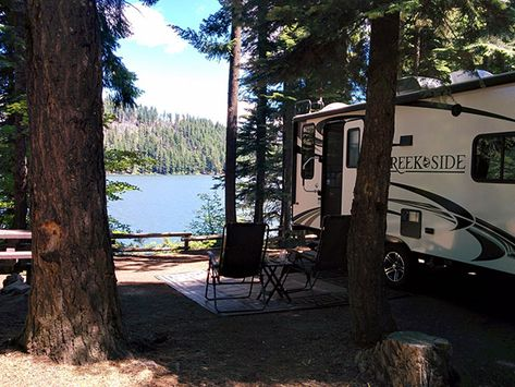 The Best Camping in Oregon: State Parks, National Forests + More