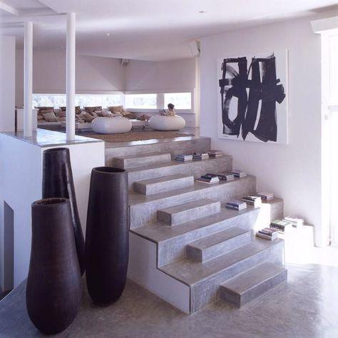 Minimalistisches Noch Bequemes Haus In Ibiza Spanien