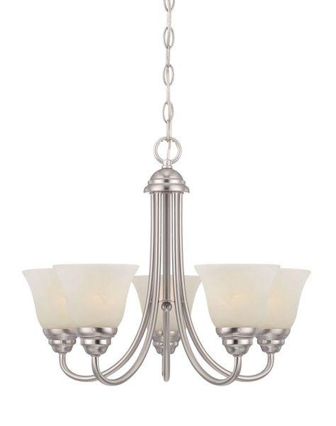 "Designers Fountain 92683 Bronze Bryson 3-Light 19/""W Mini Chandelier"
