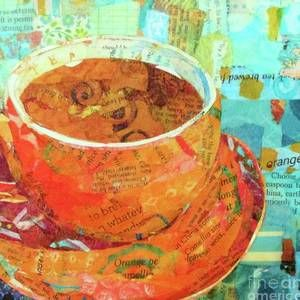 Orange Pekoe By Patricia Henderson In 2020 Orange Pekoe Orange Orange Pekoe Tea