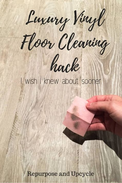 How To Clean Floor Glue And Heavy Dirt Off Luxury Vinyl Flooring In 2020 Cleaning Vinyl Floors Luxury Vinyl Flooring Luxury Vinyl Tile Flooring