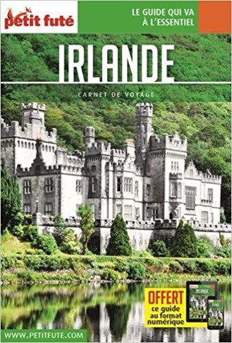 Carnet De Voyage Irlande Petit Fute Livres Carnet De Voyage Voyage Tourisme