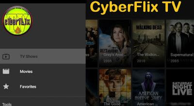 CyberFlix TV APK (Latest Download Links) for Android - Mod