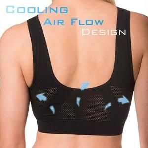 New Design Comfort Aire Bra Probrashop Air Bra Bra Yoga Bra Tops