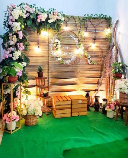 Decor Wedding Vintage Receptions 40 Best Ideas Rustic Wedding Backdrops Rustic Wedding Photos Wedding Decorations On A Budget