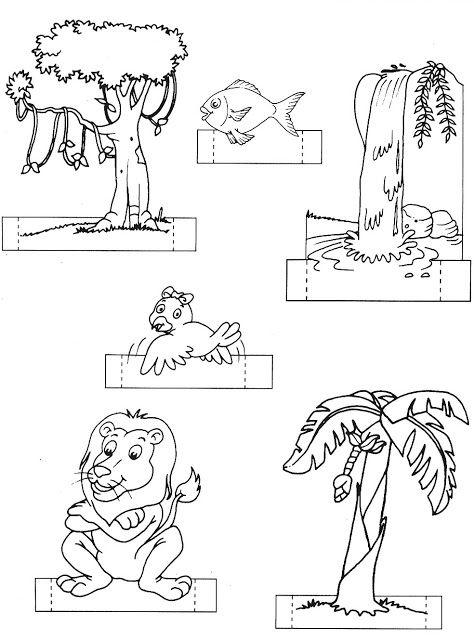 Atividades Para Meio Ambiente Atividades Para Educacao Infantil