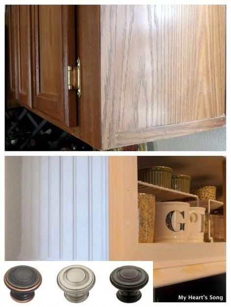 Kitchen Storage Cabinets Easy Cheap Remodel Solutions See
