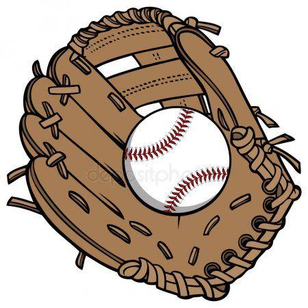 Baseball Glove Cartoon Illustration Baseball Glove Stock Vector Affiliate Cartoon Glove Ba Baseball Glove Baseball Game Outfits Cartoon Illustration