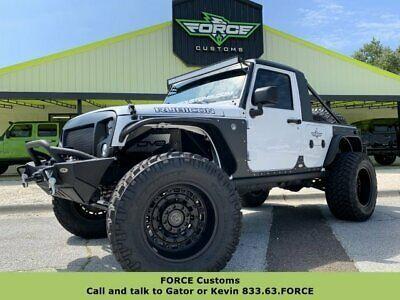 2018 Jeep Wrangler Jk Unlimited Rubicon Hammer Force 2 Door Jk